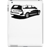 Volvo V70 2014 iPad Case/Skin
