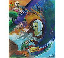 Legend of Zelda: Skyward Sword Photographic Print