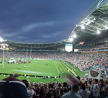 2008 NRL Grand Final, Sydney, Australia by GeorgeOne