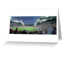 2008 NRL Grand Final, Sydney, Australia Greeting Card