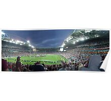 2008 NRL Grand Final, Sydney, Australia Poster