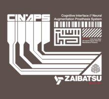 CINAPS T-Shirt by WolfeCreative