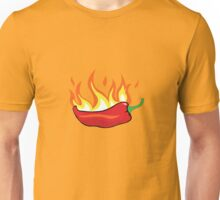Hot chilli Unisex T-Shirt