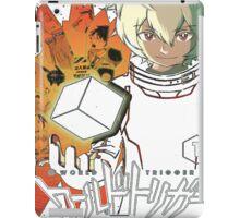World Trigger- Yuma Kuga iPad Case/Skin