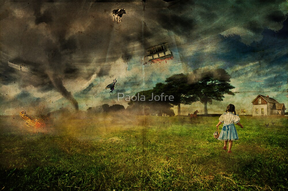 Will she make it ....oh my!!! by Paola Jofre
