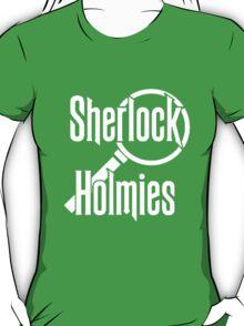 sherlock Holmies mistery T-Shirt