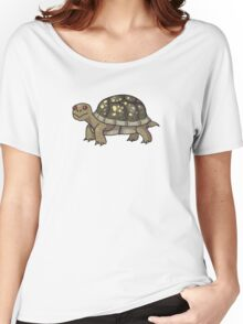 Box Turtle Women's Relaxed Fit T-Shirt