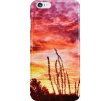 """A """"Let me Catch my Breath"""" Sunrise iPhone Case/Skin"""