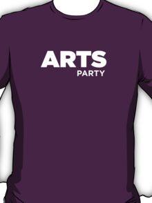 Official Purple - Arts Party of Australia T-Shirt
