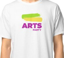 Official White - The Arts Party Classic T-Shirt
