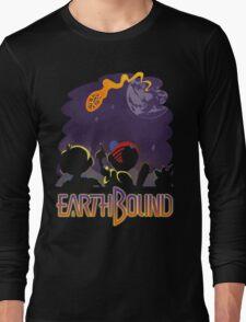 EARTHBOUND - First Steps Long Sleeve T-Shirt