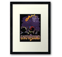 EARTHBOUND - First Steps Framed Print