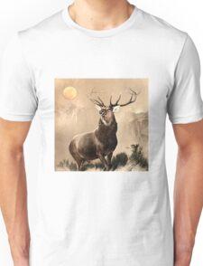 Monarch of the Glen, Edwin Landseer, 1851 Unisex T-Shirt