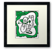 The Patella Framed Print