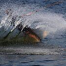Spanish Ski Splash by Paul McGuire