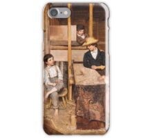 Allen Smith Jr. - The Young Mechanic iPhone Case/Skin