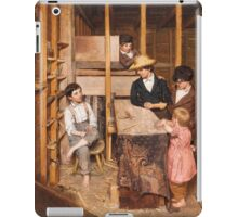 Allen Smith Jr. - The Young Mechanic iPad Case/Skin