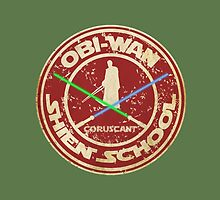 OBI-WAN SHIEN SCHOOL  by karmadesigner