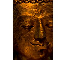 Golden Smile  Photographic Print