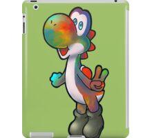 Tie-dye Yoshi iPad Case/Skin