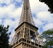 eifel tower by anfa77