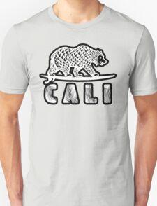 Cali Bear (Tropical Font) T-Shirt