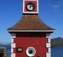 Knightstown Clock Tower and weighbridge by Callanan