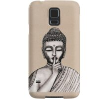 Shh ... do not disturb - Buddha - New Samsung Galaxy Case/Skin