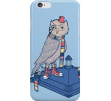 Doctor Hoot iPhone Case/Skin