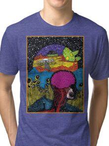 Paradox Moon Tri-blend T-Shirt