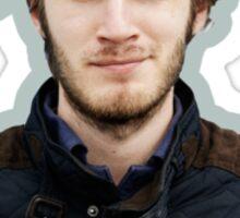 PEWDIEPIE - HOW'S IT GOING BROS Sticker