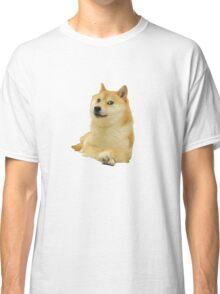 Doge shibe meme classic Classic T-Shirt