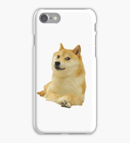 Doge shibe meme classic iPhone Case/Skin