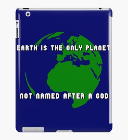 How many gods are there, anyway? iPad Case/Skin