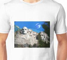 Mount Rushmore in South Dakota Unisex T-Shirt