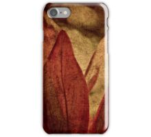 The Word iPhone Case/Skin