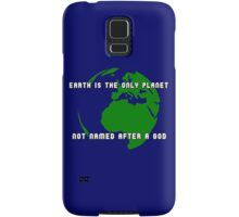 How many gods are there, anyway? Samsung Galaxy Case/Skin