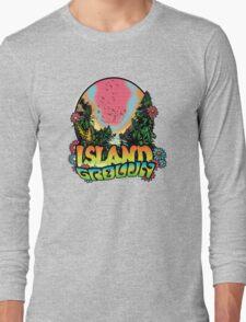 Island Grown 420 art Long Sleeve T-Shirt