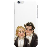 Raffles and Bunny: Why work when you can steal?  iPhone Case/Skin