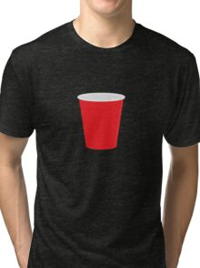Red Solo Cup Tri-blend T-Shirt