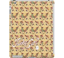 Lucky Cat? iPad Case/Skin