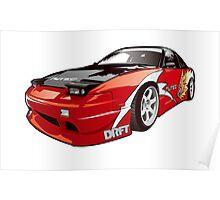Drift 240sx Poster