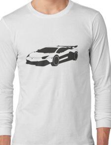 Lamborghini Long Sleeve T-Shirt