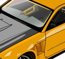 Mustang GT Sticker