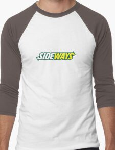 SIDEWAYS Men's Baseball ¾ T-Shirt