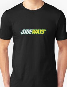 SIDEWAYS Unisex T-Shirt