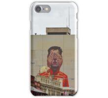 MURAL -PORT ADELAIDE iPhone Case/Skin