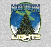 Northren Lights Marijuana Strain Art by kushcoast