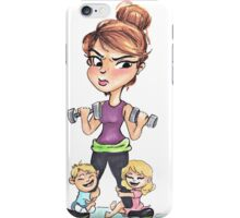 Fit Momma iPhone Case/Skin