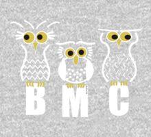 BMC Owls - Green One Piece - Long Sleeve